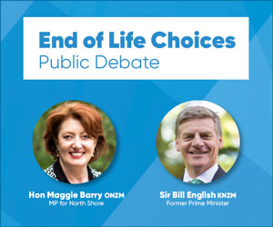 Maggie Barry: end of life public meeting