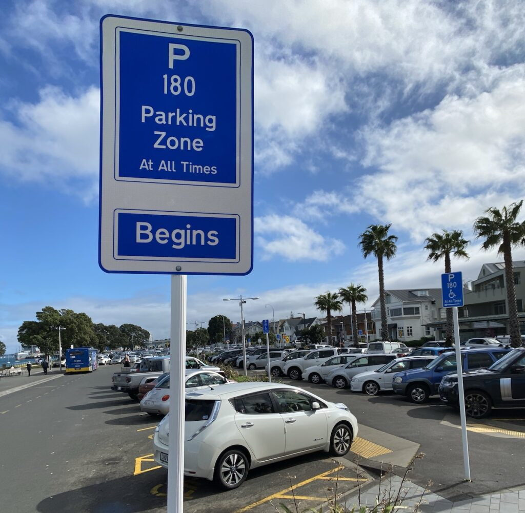 At Proposes Charging For Ferry Car Parks The Devonport Flagstaff